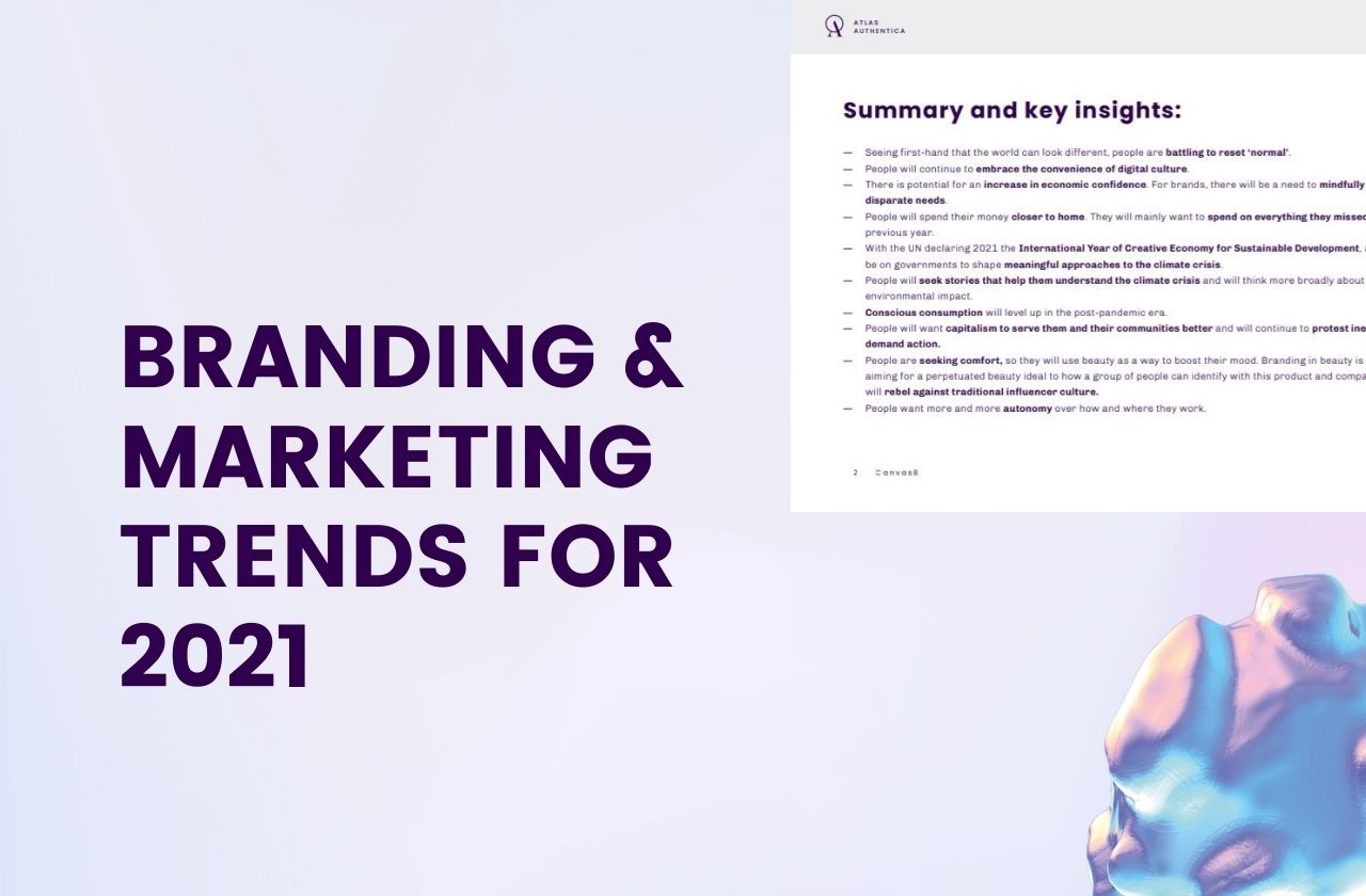 branding and marketing trends for 2021